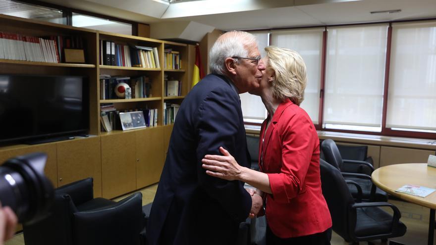 Borrell, nombrado formalmente por los líderes de la UE Alto Representante de Política Exterior de la UE