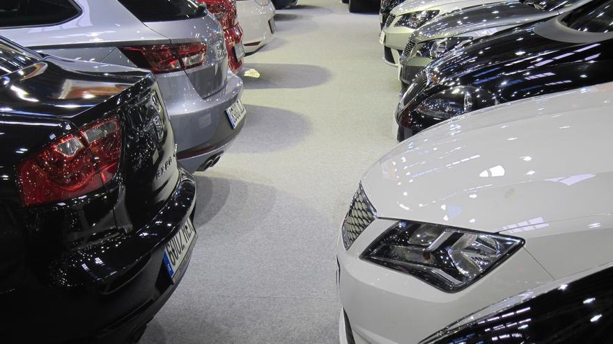 La venta de coches usados crece un 2,7% hasta noviembre en Cantabria, según Ancove