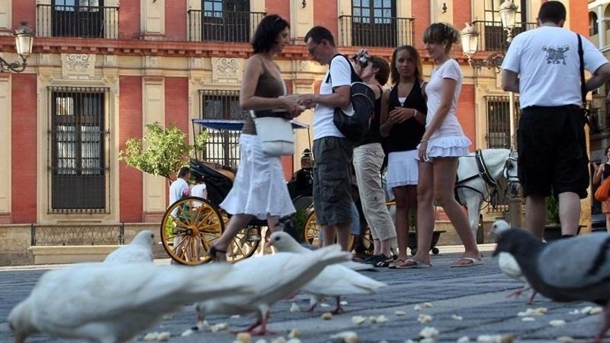 Los españoles, entre los turistas europeos menos previsores en planificar sus vacaciones
