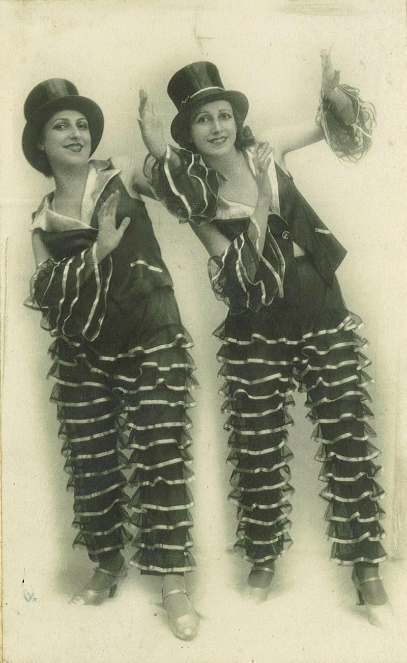 Las hermanas Delvy-Marby
