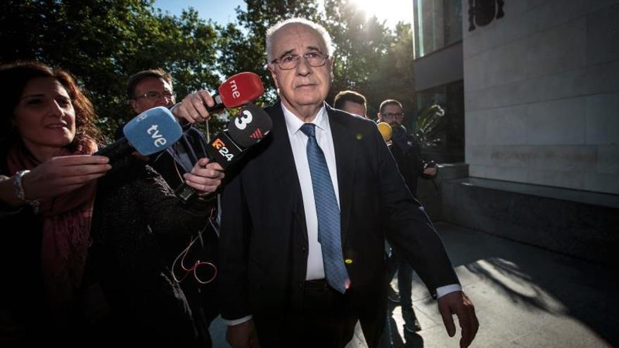 El exconseller Blasco firma un acuerdo solo con el fiscal y admite malversación