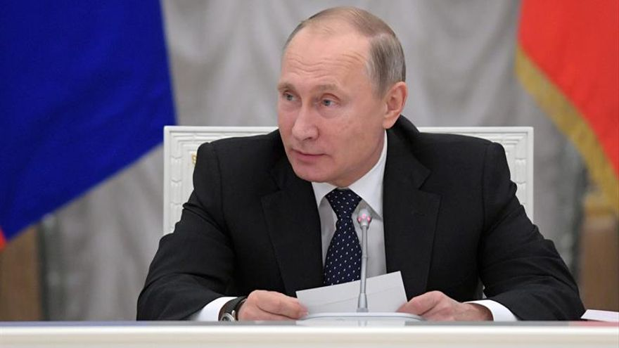 Putin recibe a Guterres para hablar de Siria, Ucrania y terrorismo