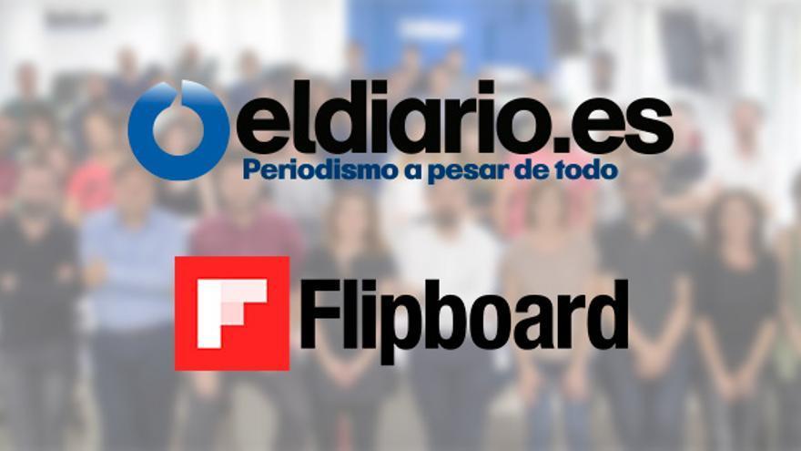 eldiario.es y Flipboard
