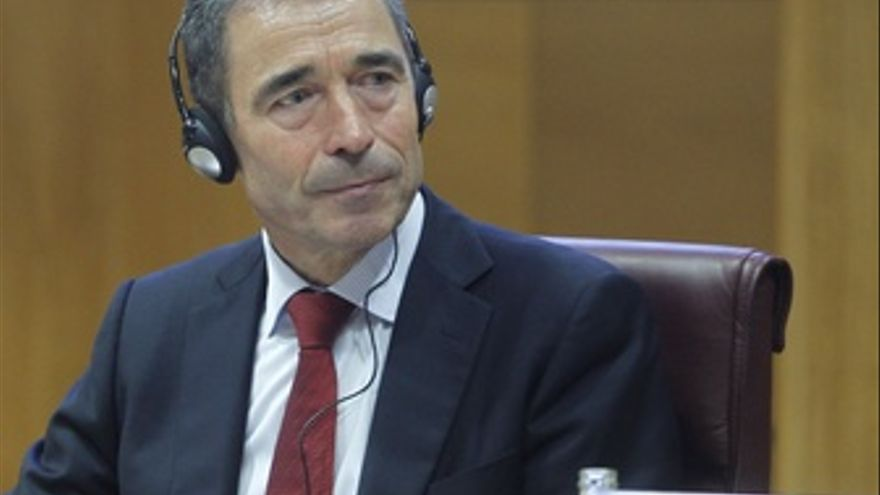 Anders Fogh Rasmussen, De La OTAN