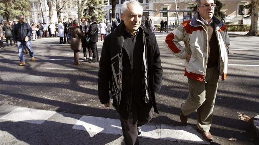 Simancas confía en que el sábado haya una propuesta de candidato para Madrid