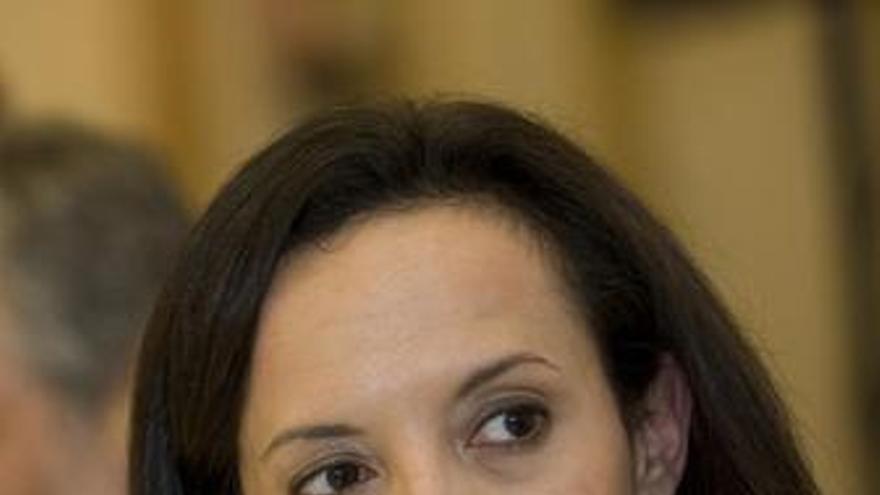 La hasta ahora ministra de Vivienda, Beatriz Corredor. (EUROPA PRESS)