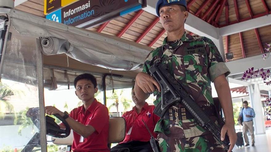 4 Detenidos en Indonesia por planear un atentado inminente en Yakarta