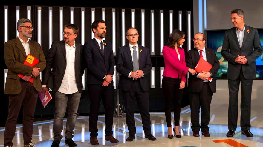 El debate catalán del 7 de diciembre en TVE