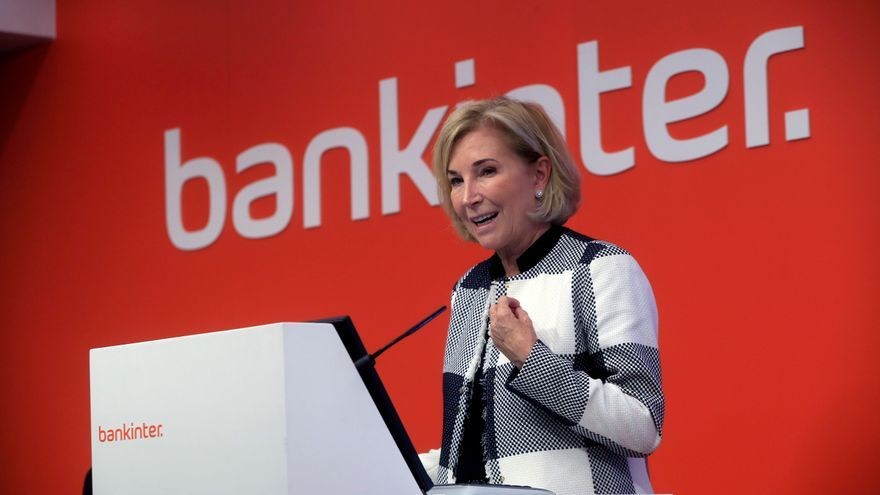 Bankinter gana 1.140 millones hasta junio tras segregar Línea Directa