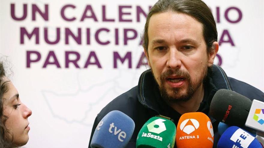 APM exige a Podemos que deje de acosar y amenazar a periodistas discrepantes