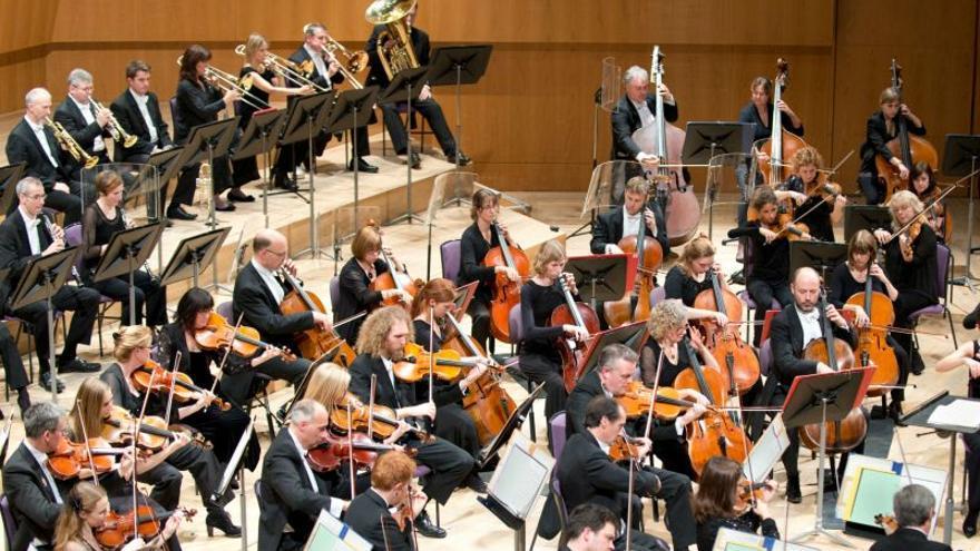 Orquesta británica The Hallé.