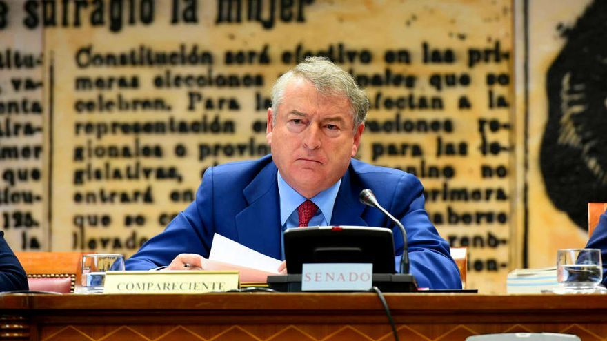 El presidente de RTVE admite que 'colocó' él a la tertuliana afín a Ignacio González