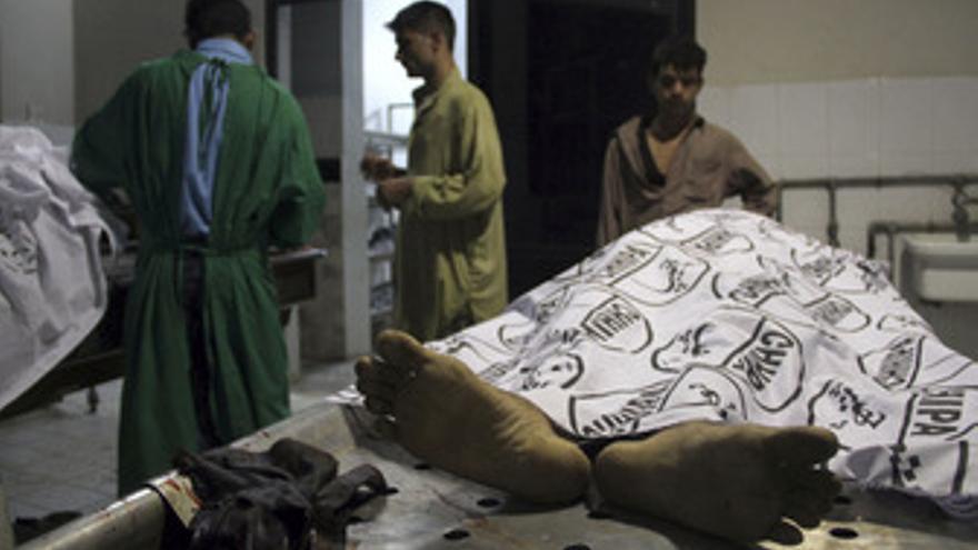 Violencia en Pakistán