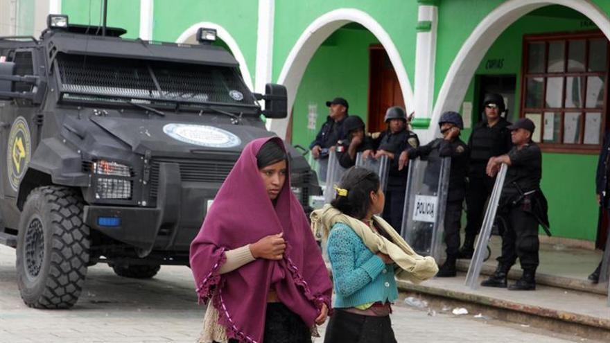 Asesinan al alcalde de un municipio indígena del sureste de México
