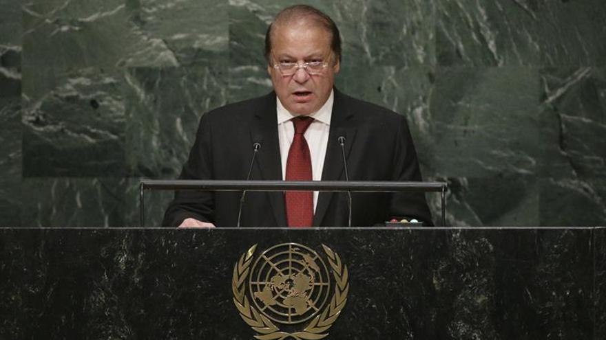 El primer ministro paquistaní será operado a corazón abierto en Londres