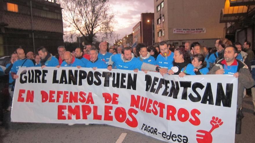 """Extrabajadores de Edesa piden a Cata un plan """"serio"""" con plazos y compromisos para la producción de termos"""