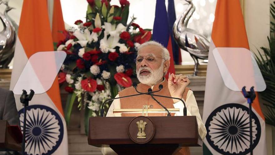 Modi renueva parte de su Gabinete a dos años para las elecciones en la India
