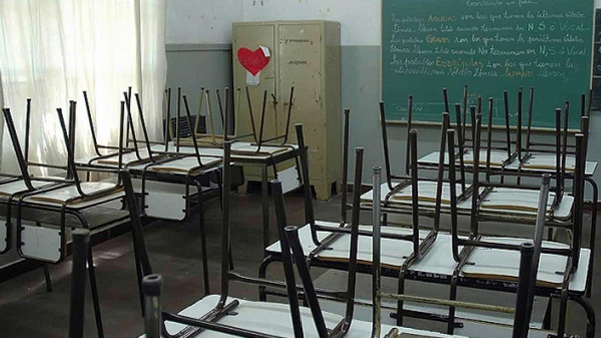 Sindicato docente llama a parar este lunes