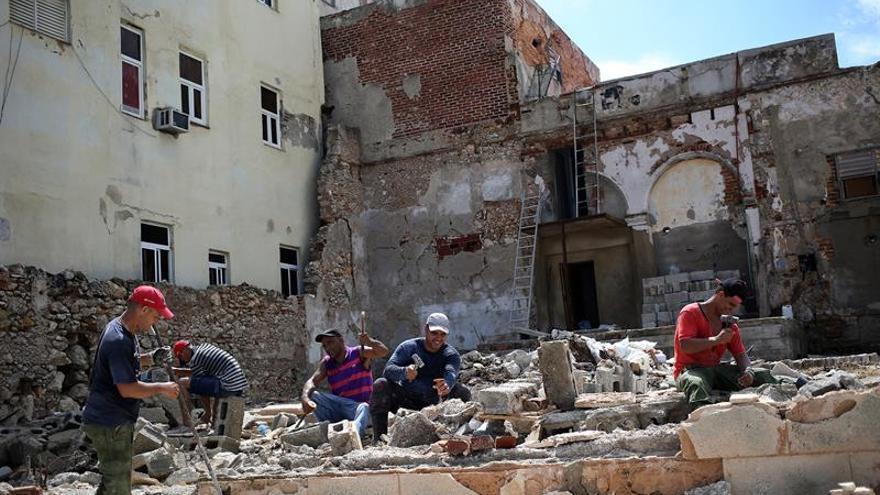 El huracán Irma le costó a Cuba una caída del 50 % de llegada de turistas en septiembre