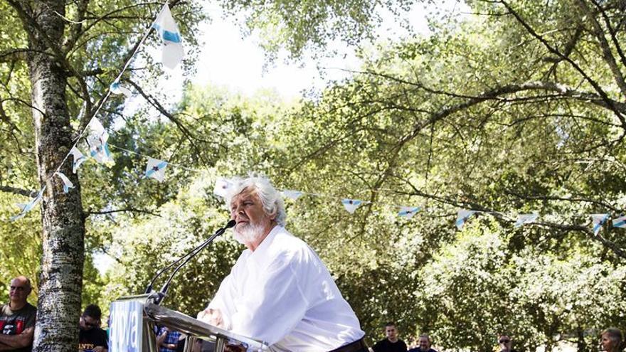El partido de Beiras celebra el 25 de julio pensando cómo reformular En Marea