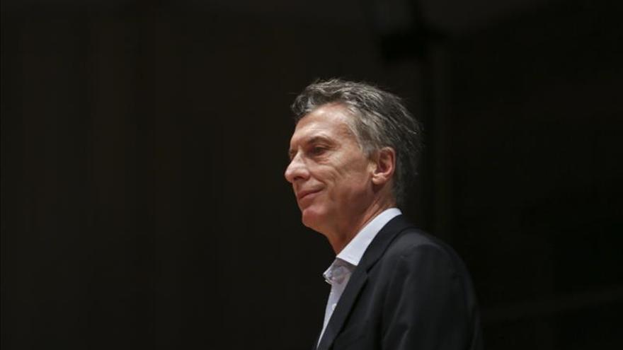 Macri propondrá al Congreso derogar el memorándum con Irán