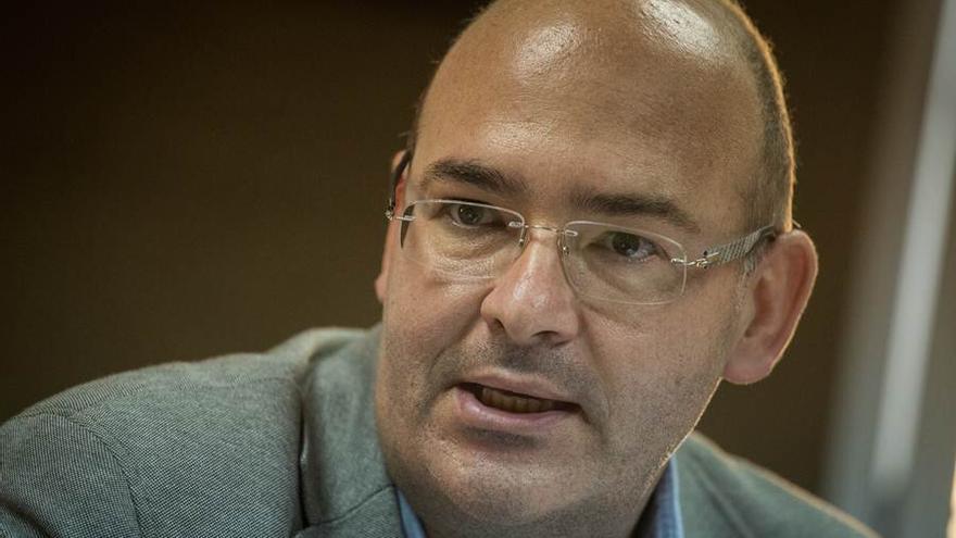 Pedro Crespo, líder de ANPE Canarias