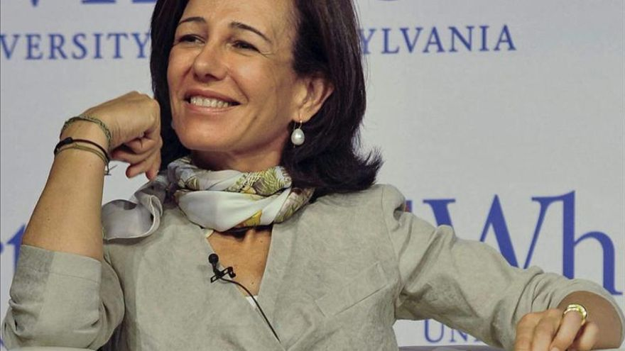 Ana Patricia Botín se perfila como nueva presidenta del Grupo Santander