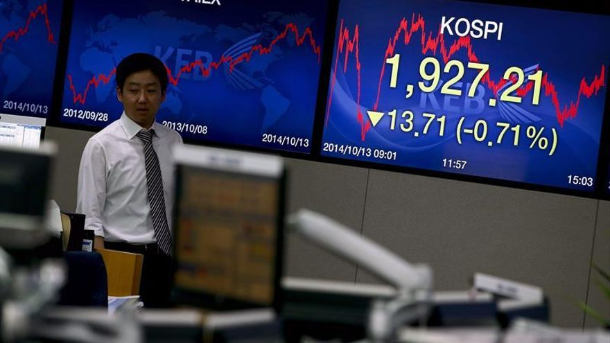 La Bolsa de Seúl abre plana en 2.385,99 puntos