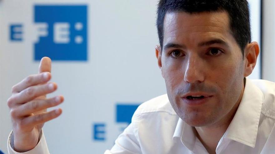 """Martín Blanco: """"Cs es el voto constitucionalista útil para un Govern leal"""""""
