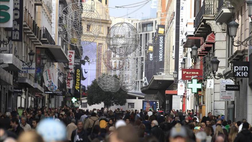 La calle de Preciados, la más cara de España y la decimotercera de Europa
