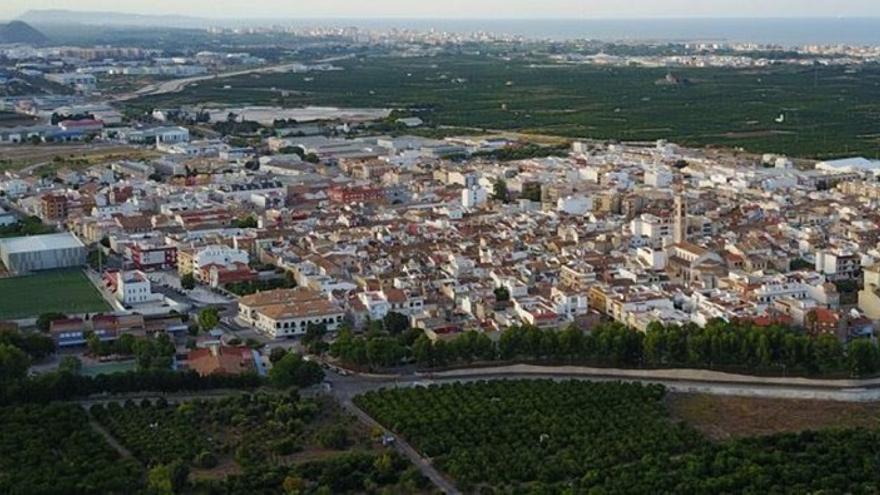 Bellreguard es una localidad de 4.500 habitantes eminentemente valencianoparlante