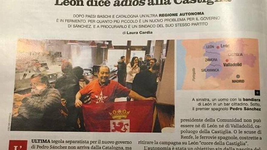 Paco el de La Bicha ilustra el reportaje.