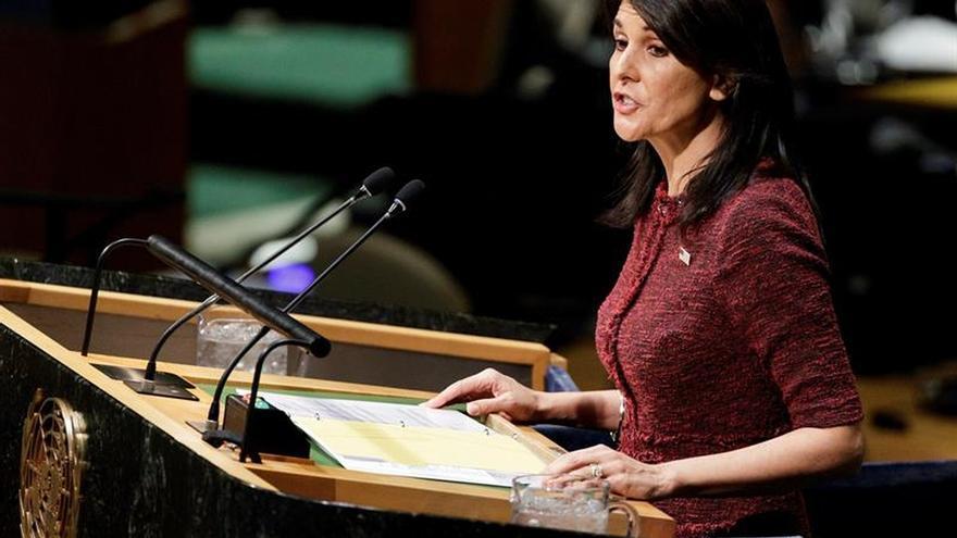 La Asamblea General de la ONU exige a EE.UU. dar marcha atrás sobre Jerusalén