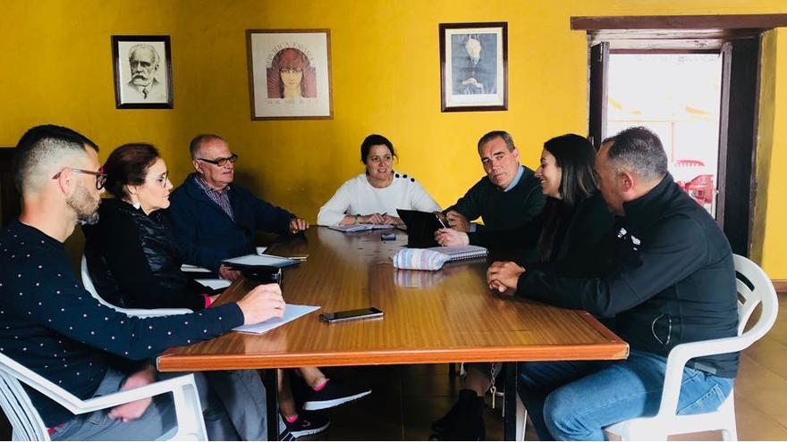 Nueva Comisión Ejecutiva del PSOE en Los Llanos de Aridane.