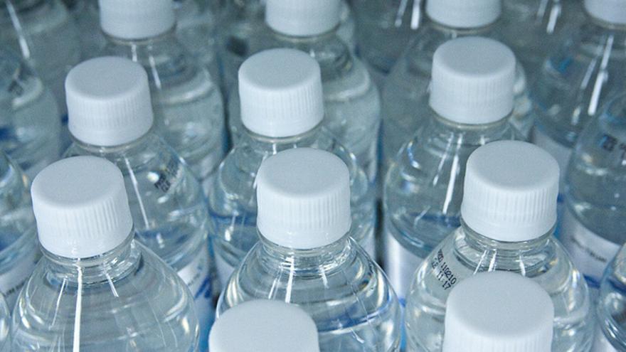 La prohibición de San Francisco afecta a botellas de agua menos de 60 centilitros./ Steven Depolo (CC)