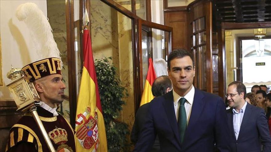 """Sánchez: """"Estamos más cerca del PP de lo que dicen las encuestas"""""""