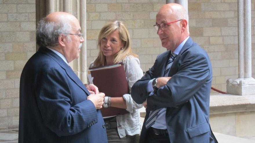 Duran apunta a que Joana Ortega presidirá la Comisión Bilateral cuando lo releven