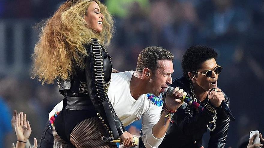 La Beyoncé más política y reivindicativa sacude Londres