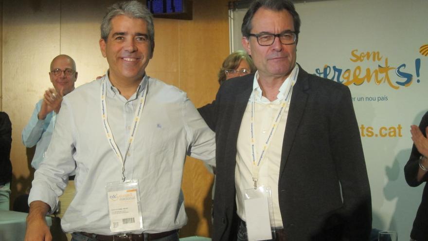 """Homs pide hacer una campaña """"súperconvergente"""" porque están hechos por y para Cataluña"""