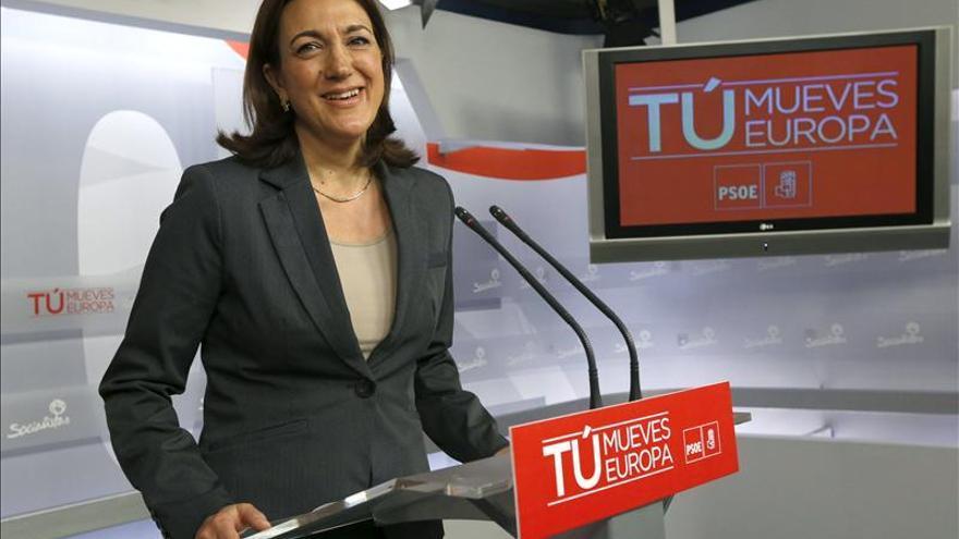 Soraya Rodríguez asegura que no está en la carrera por la secretaría del PSOE