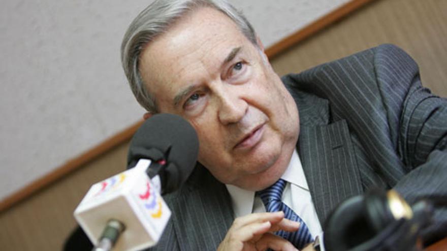 Saavedra: ''López Aguilar hace una interpretación simplista de la política''
