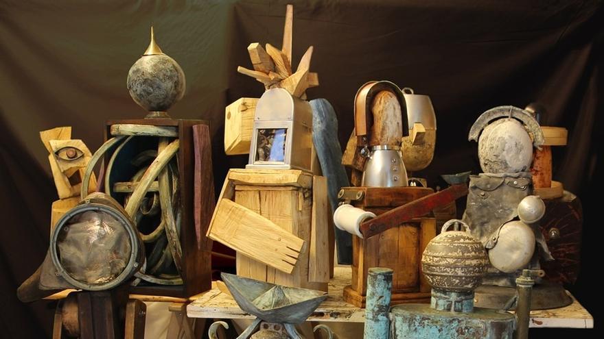 José Ibarrola expone su 'Cuestión de tiempo' en la Sala Rekalde de Bilbao