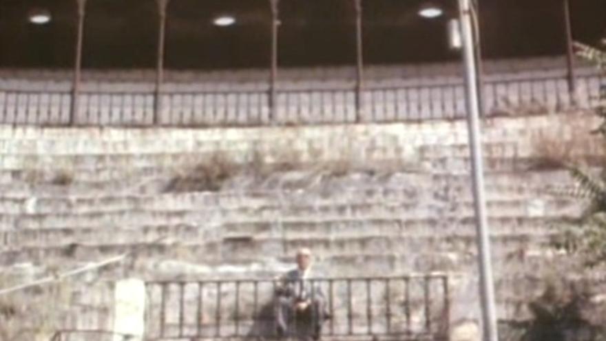 Enrique Santos, en 1983