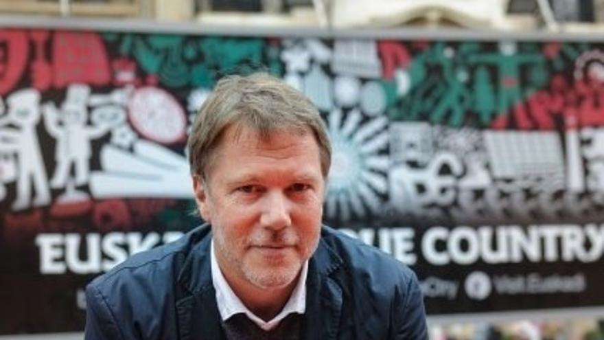 Justin Webster, periodista y director de 'Muerte en León'