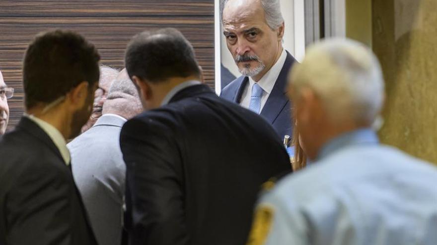 """El Gobierno sirio acusa a EEUU de difundir """"falsedades"""" para presionar al régimen"""