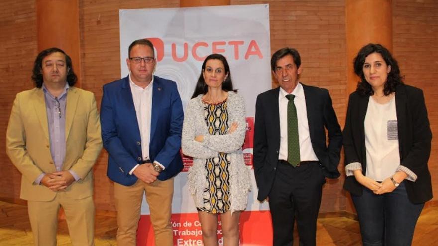 Jornada de trabajo de la Unión de Cooperativas de Extremadura de Trabajo Asociado (UCETA) en Mérida / Ayto. Mérida