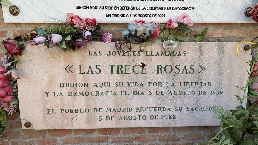 La Asociación 'Trece Rosas Asturias' exige a Ortega Smith que rectifique o emprenderá acciones legales por calumnias