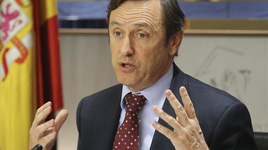 """El PP espera que el pacto andaluz contra la corrupción de el C's """"sea mejor"""" que el de Rivera"""