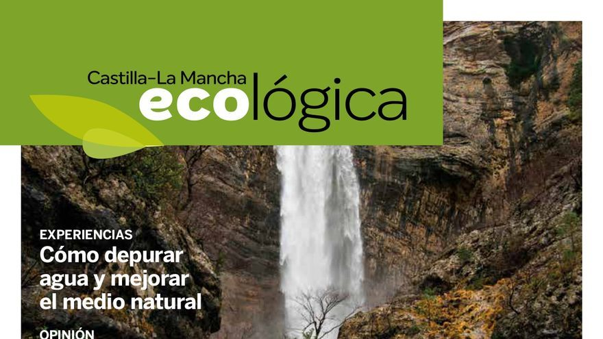 Portada 'Castilla-La Mancha Ecológica'