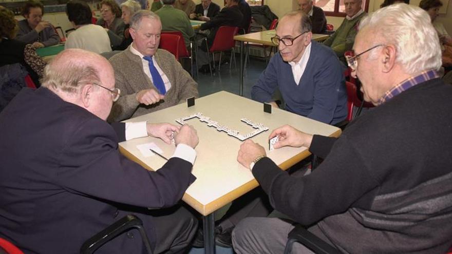 Uno de cada cuatro jubilados españoles es voluntario